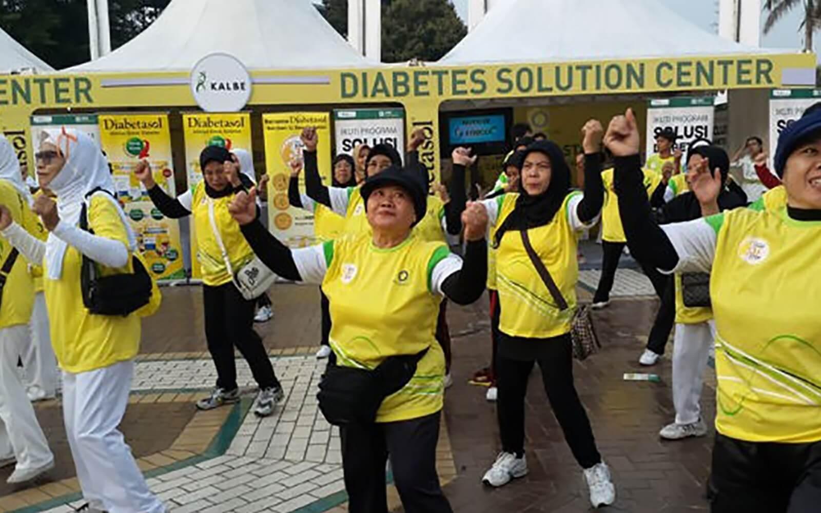Hari Diabetes Dunia: Wanita, Olahraga dan Pola Makan