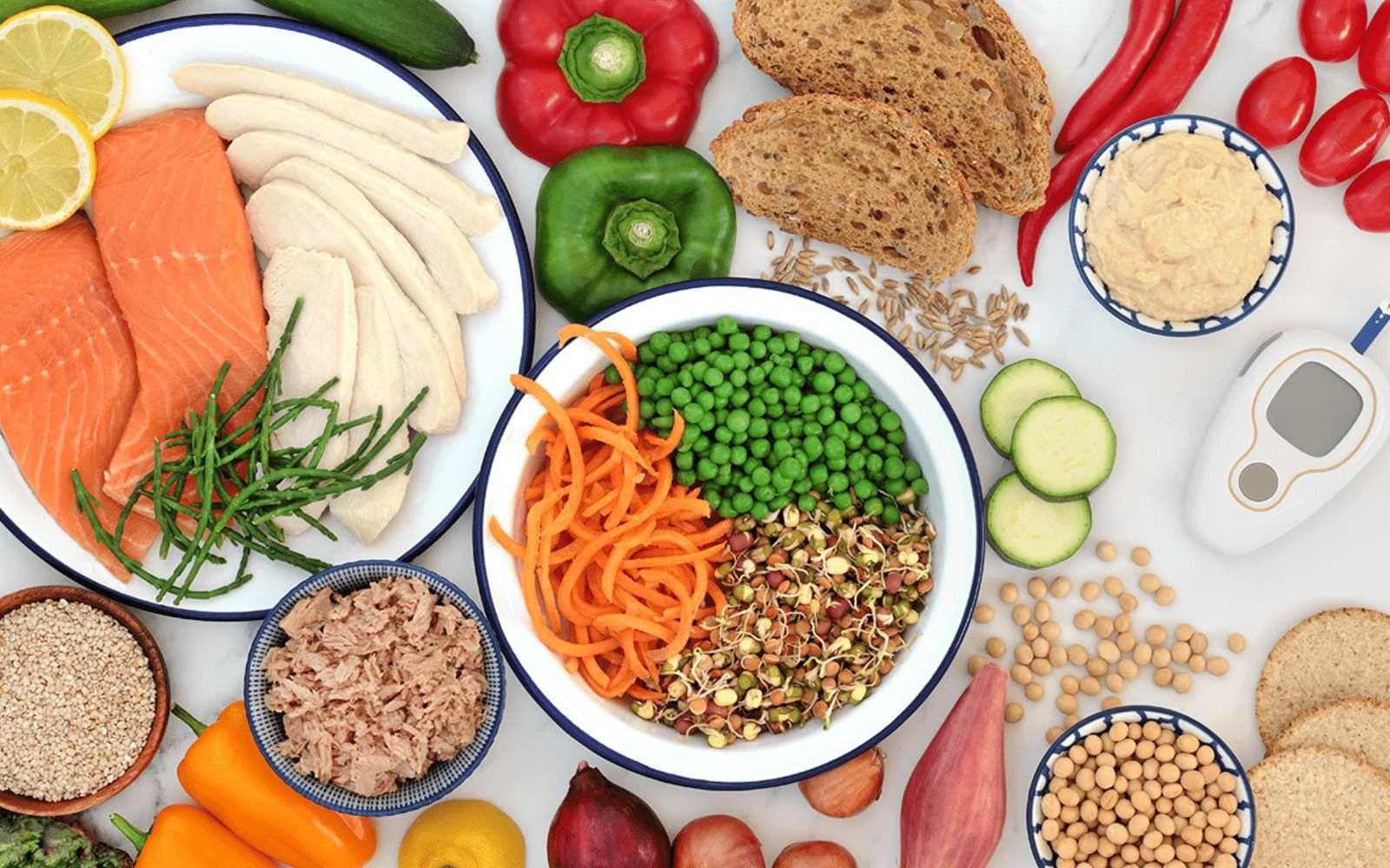 Menjaga Kadar Gula Darah dengan Karbohidrat Lepas Lambat