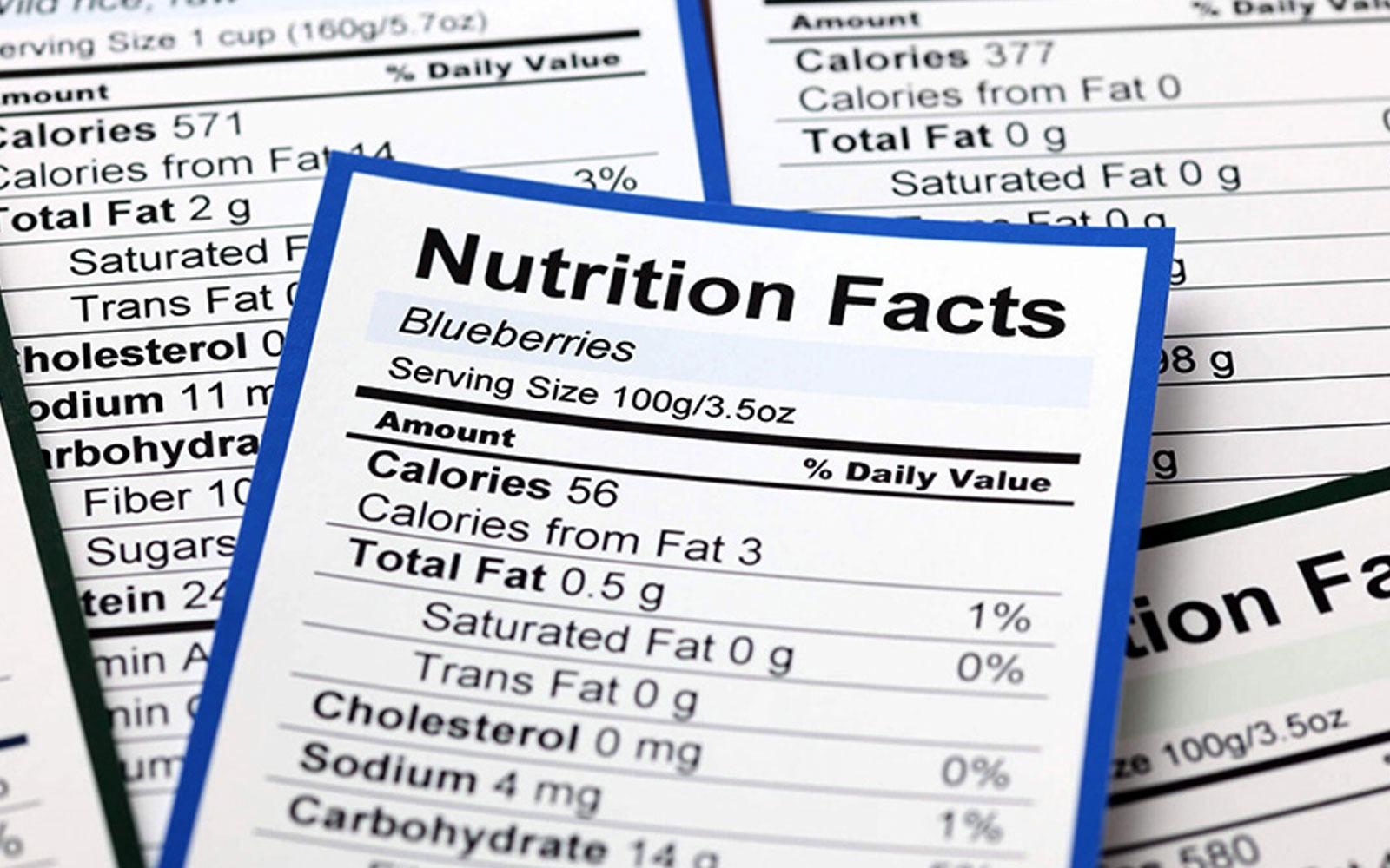 Cara Membaca Tabel Informasi Nilai Gizi pada Makanan Kemasan