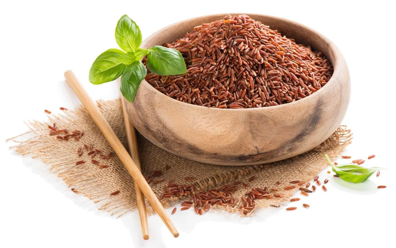 Apakah Nasi Merah Benar-benar Aman?
