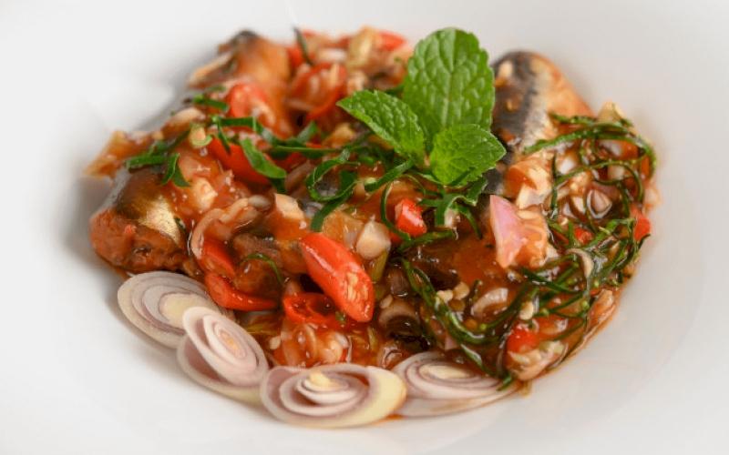 Ikan Kembung Masak Tomat